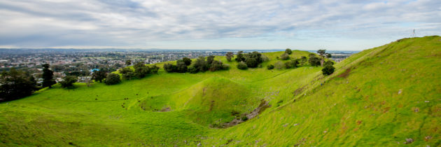 Treaty People at Mangere Mountain